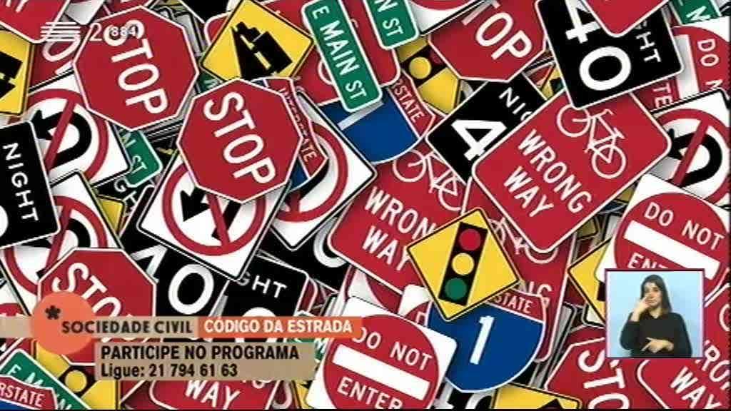 Código da Estrada...