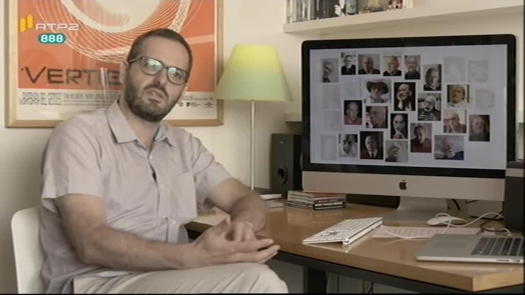 Luís Urbano (Doutoramento em Arquitetura e Cinema)