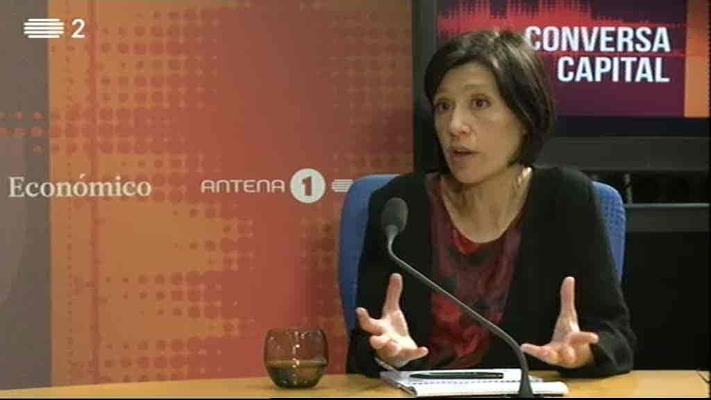 Cristina Casalinho, Presidente do IG...