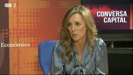 Conversa Capital - Maria João Carioca, Presidente da Bolsa Portuguesa