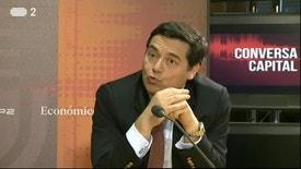 Conversa Capital - Rogério Fernandes Ferreira, Presidente do Conselho Diretivo da Associação Fiscal Portuguesa