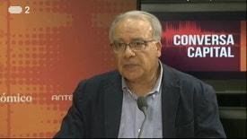 Conversa Capital - Manuel Carvalho da Silva, Investigador e Professor Universitário