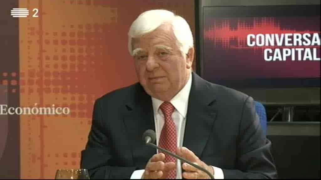 Eduardo Catroga, Economista...