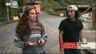 Portugueses pelo Mundo - Quito