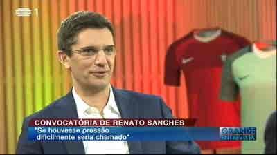 Grande Entrevista Especial - Fernando Sa