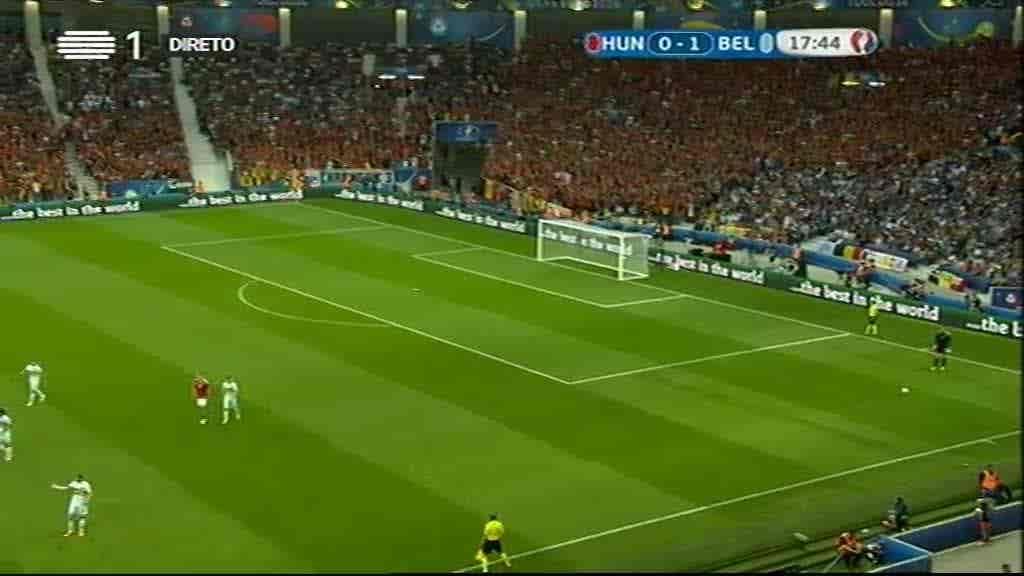 Hungria x Bélgica...