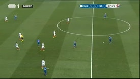Futebol: Campeonato Europa 2016 - França - Inglaterra x Islândia