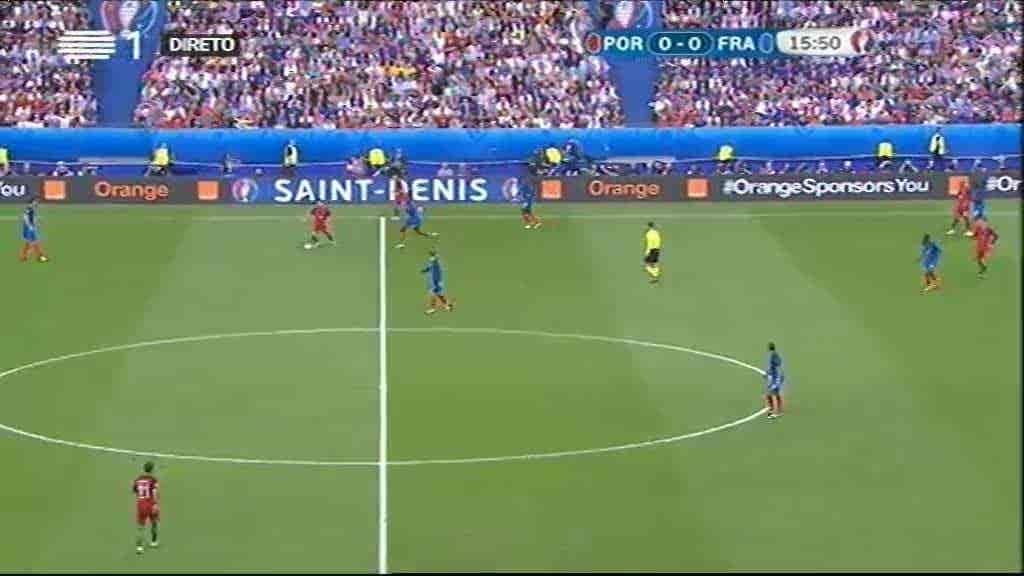 Portugal x França...