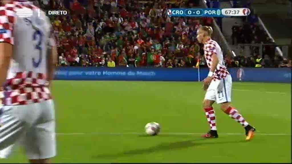 Croácia x Portugal...