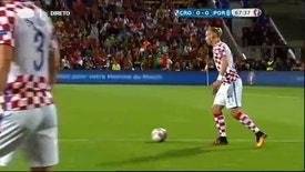 Futebol: Campeonato Europa 2016 - França - Croácia x Portugal