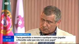 Entrevista Especial - Fernando Santos