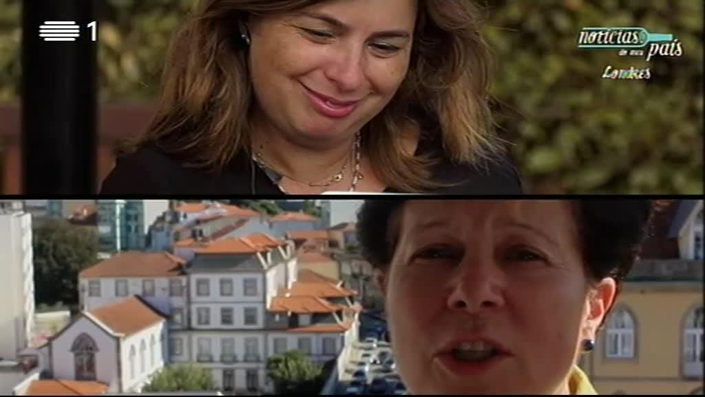 Duas portuguesas que conquistaram um sonho: uma é voz do Luxemburgo, a outra é a vendedora de sabores de Londres