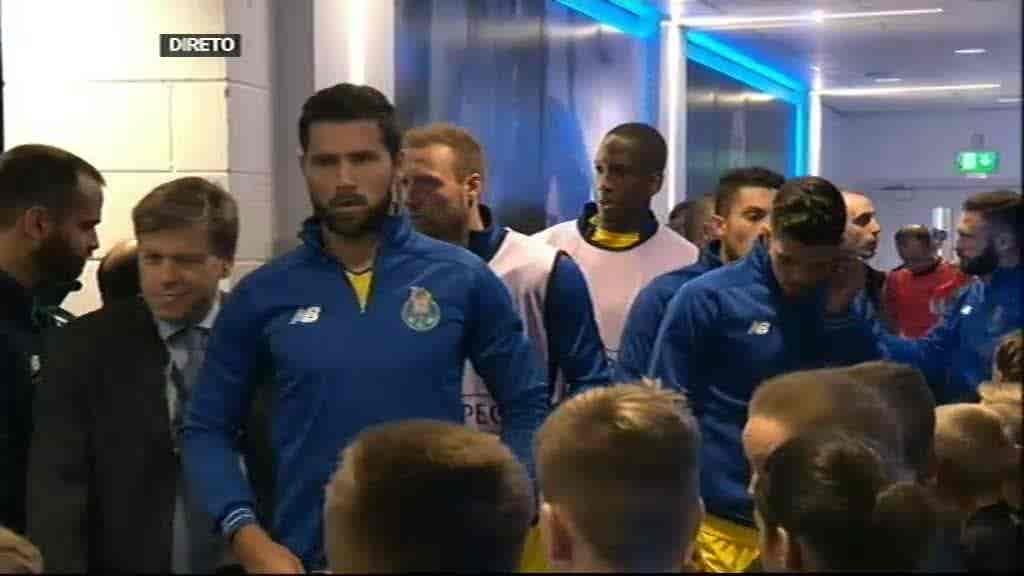 Leicester x FC Porto...