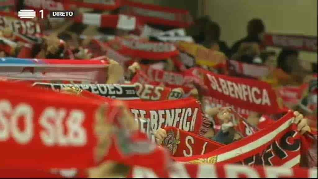 Benfica x Dínamo Kiev...