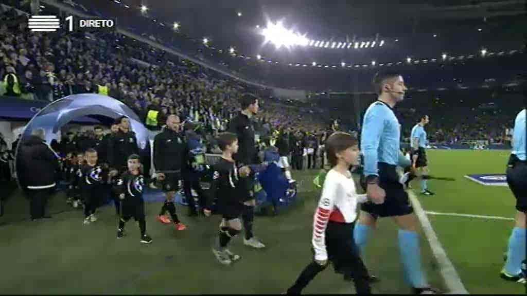 Juventus x FC Porto...