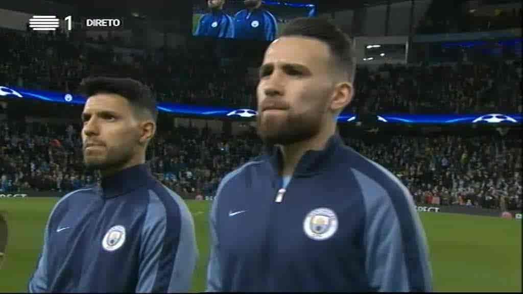 Manchester City x Mónaco...