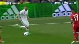 Futebol: Liga dos Campeões 2016/2017 - Real Madrid x Bayern Munique