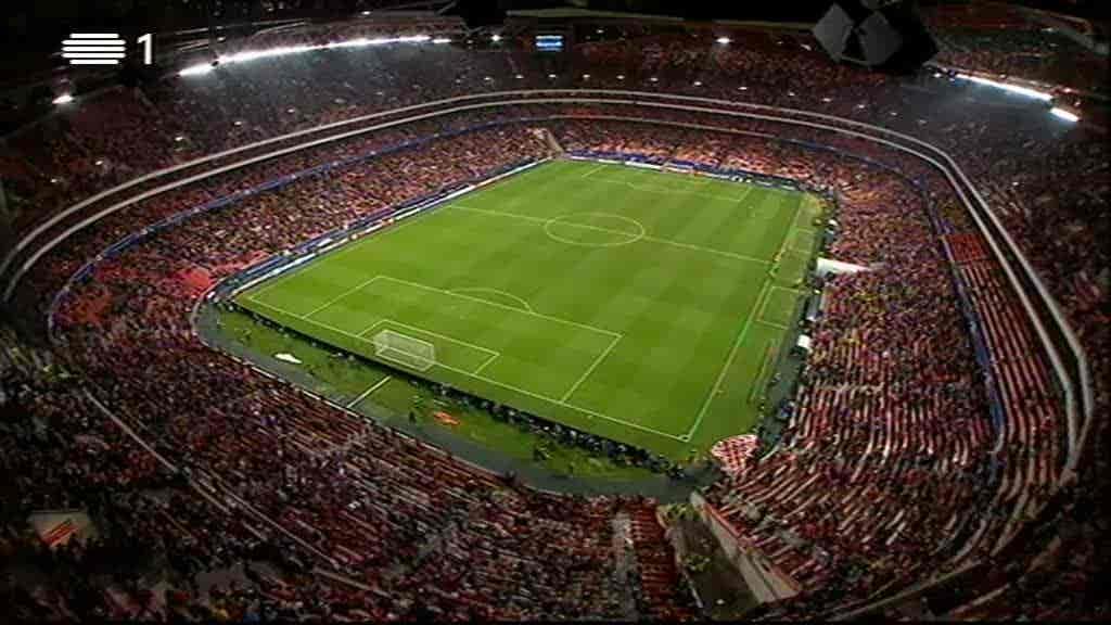 Benfica x Borussia Dortmund...