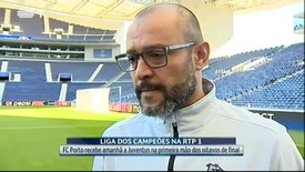 Futebol: Liga dos Campeões 2016/2017 - R