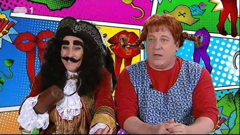 Marina Mota e Io Appolloni...