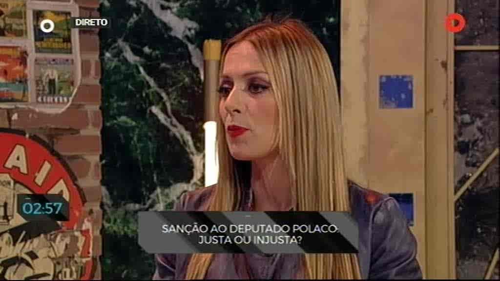 Raquel Tavares e João Moleira...