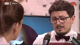 5 Para a Meia-Noite - Salvador Sobral, Manel Navarro, The Gift e Silva