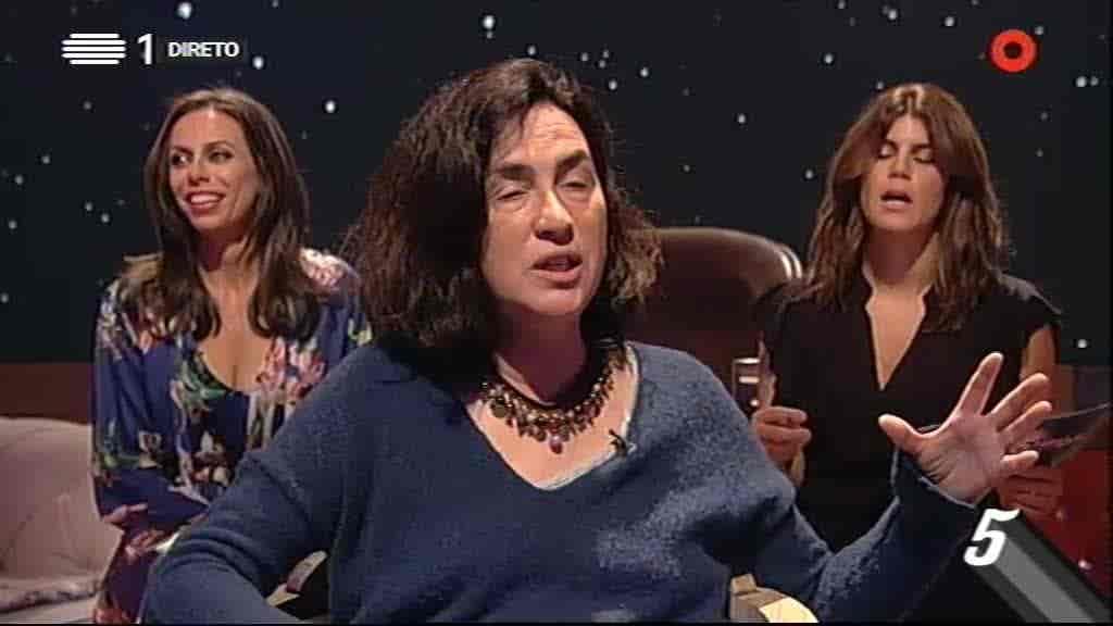 Rita Blanco, Luís Franco-Bastos e PZ...