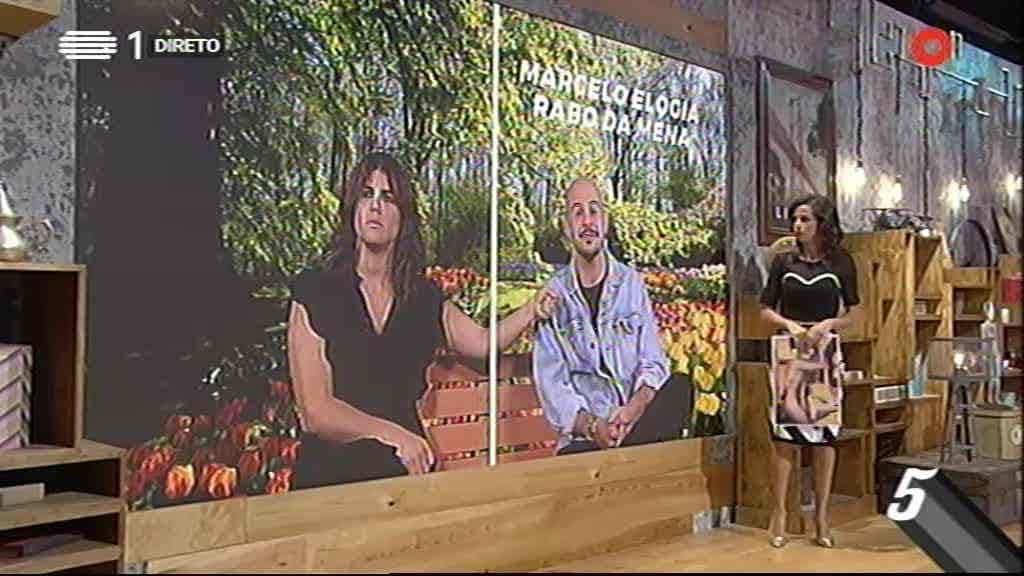 Alexandra Lencastre, Diogo Infante e Peña Kalimotxo