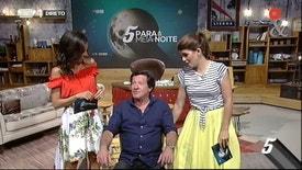 5 Para a Meia-Noite - Joaquim de Almeida e Ljubomir Stanisic