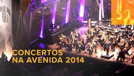 Concertos na Avenida 2014