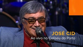 José Cid ao Vivo no Coliseu do Porto