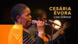 Cesária Évora - Live D´ Amor