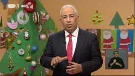 Mensagem de Natal do Primeiro-Ministro