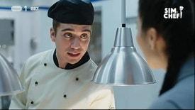 Sim, Chef - Um Amigo Não Nos Deixa Cair