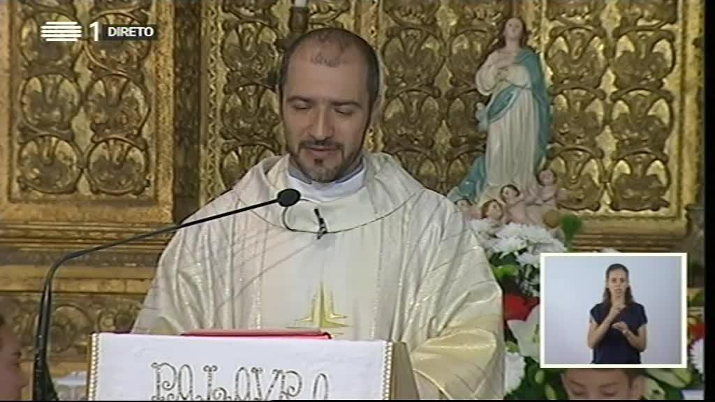 Funchal: XVII Domingo do Tempo Comum, Transfiguração do Senhor
