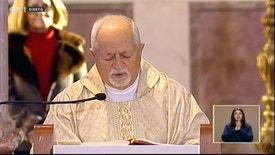 Eucaristia Dominical 2017 - Lisboa: Festa da Sagrada Família