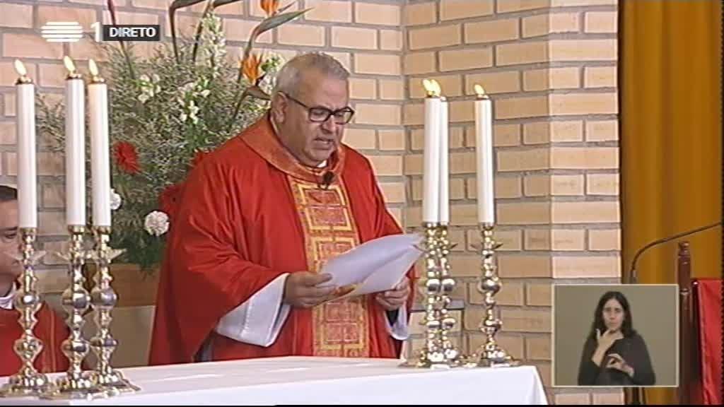 Lisboa: VIII Domingo de Páscoa e Festa de Pentecostes
