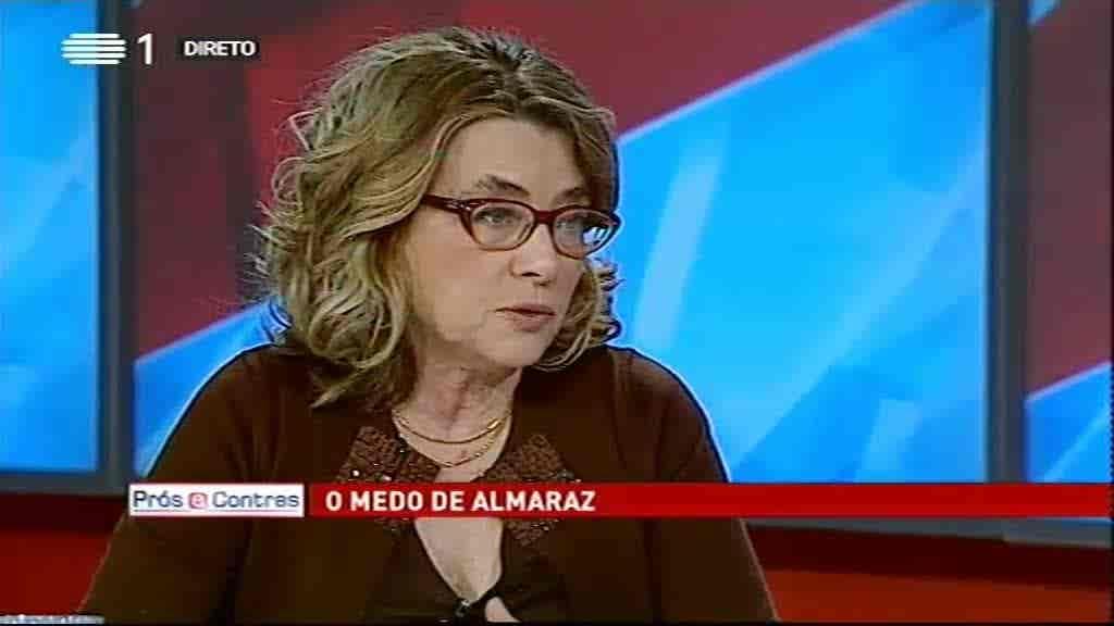 O Medo de Almaraz...