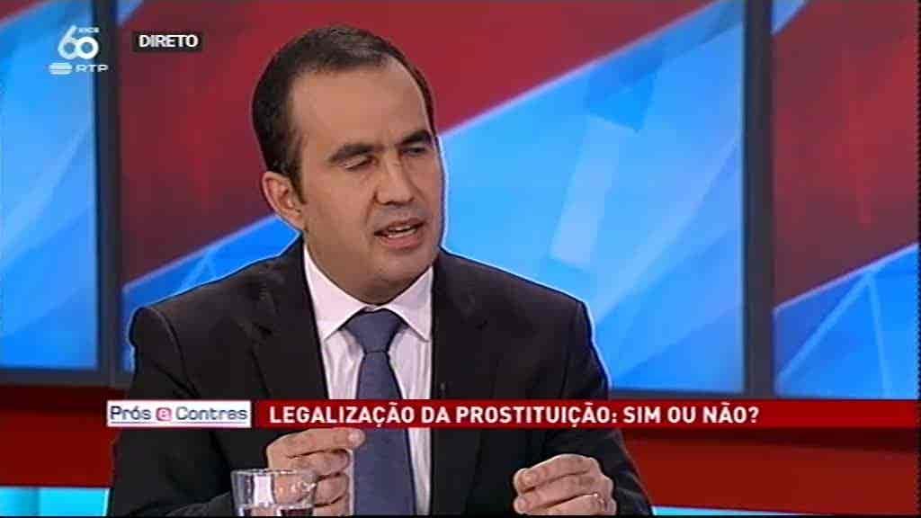 Legalização da Prostituição...