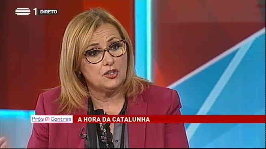 A Hora da Catalunha...