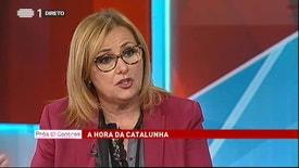 Prós e Contras - A Hora da Catalunha