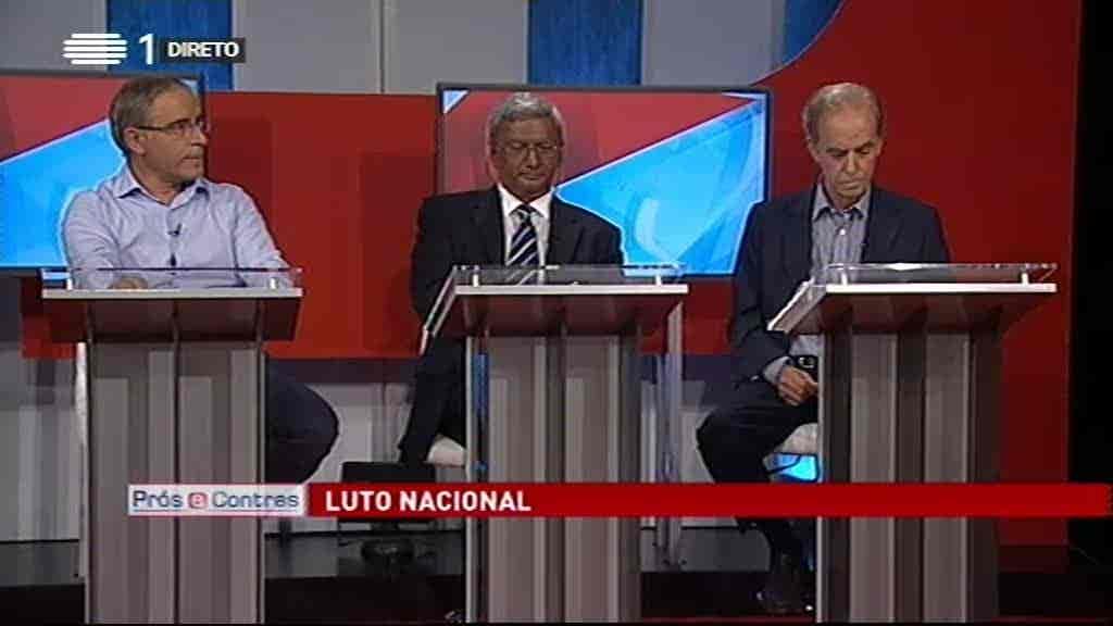 Luto Nacional...