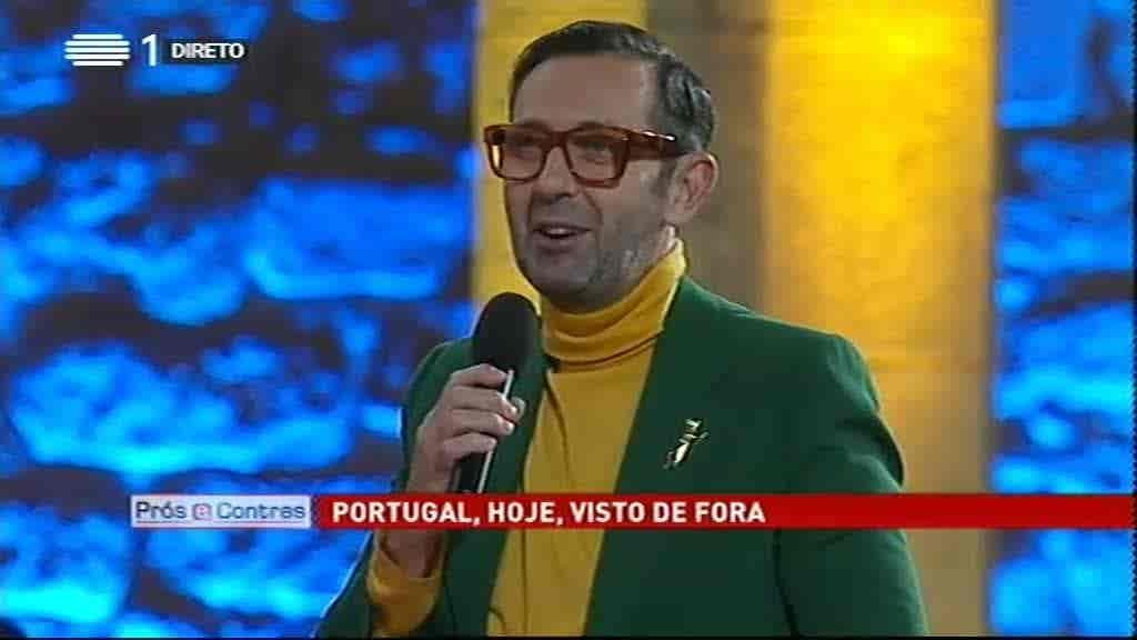 Portugal, Hoje, Visto de Fora