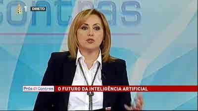 Prós e Contras - Inteligência Artificial