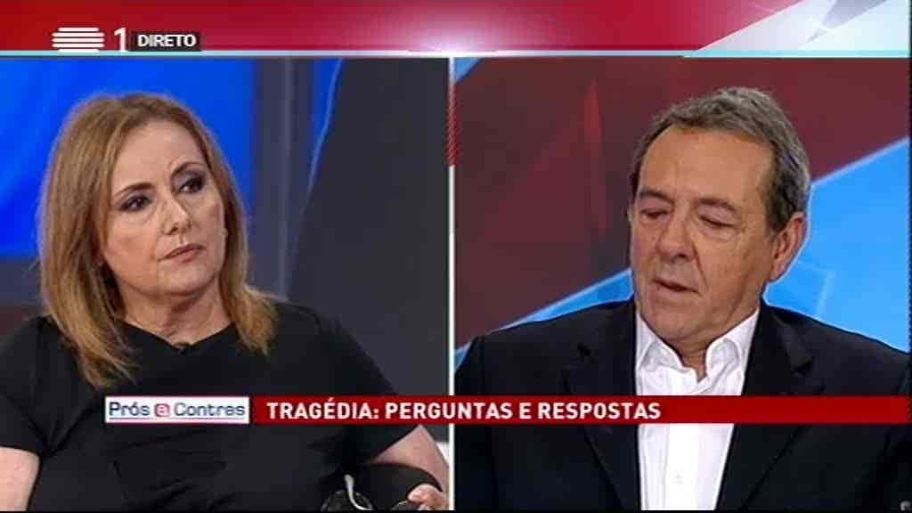 O Inferno de Pedrogão
