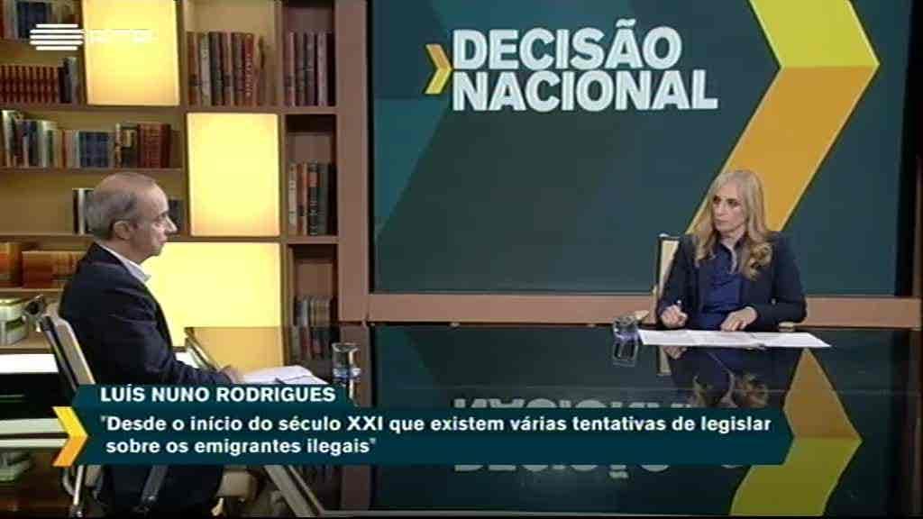 Portugueses em Risco de Serem Deport...