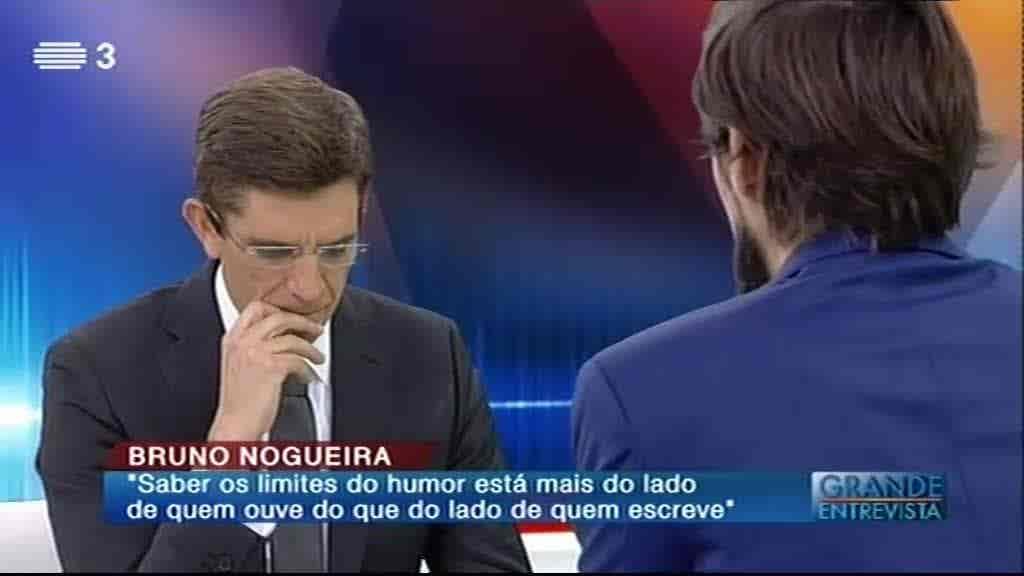 Bruno Nogueira...