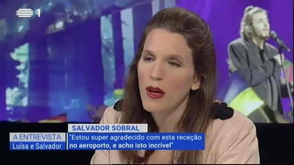 Luísa e Salvador: A Entrevista