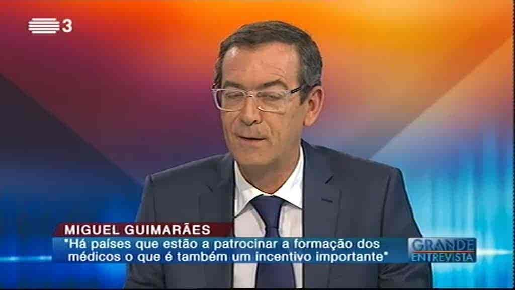 Miguel Guimarães...