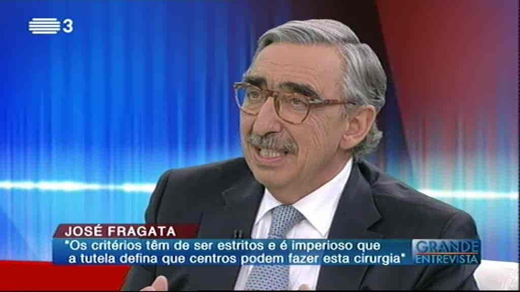 José Fragata...